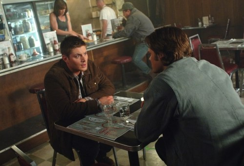 Supernatural - Jensen Ackles and Jared Padalecki