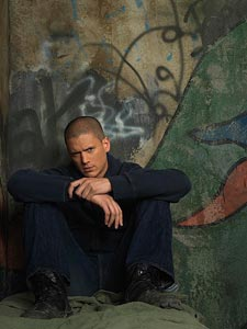 Wentworth Miller - Prison Break Season 3