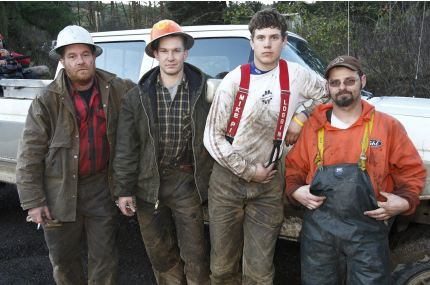 The History Channel's Ax Men