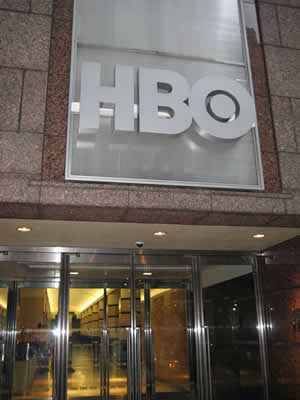 HBO Building New York