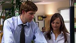 The Office - Jim and Karen