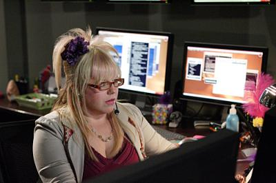 "CRIMINAL MINDS - Kirsten Vangsness as Penelope Garcia in ""Lucky"""