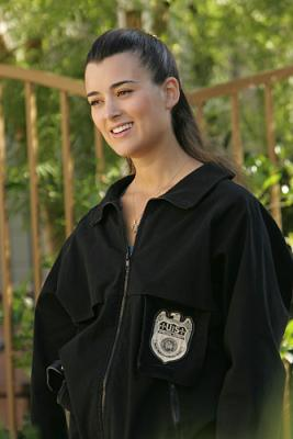 "NCIS - Cote de Pablo as Ziva David in ""Designated Target"""