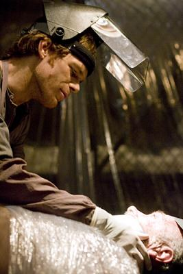 "DEXTER - Michael C. Hall as Dexter in ""Morning Comes"""