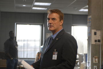 """Courtship"" - Chris Noth as Detective Mike Logan in LAW & ORDER: CRIMINAL INTENT"