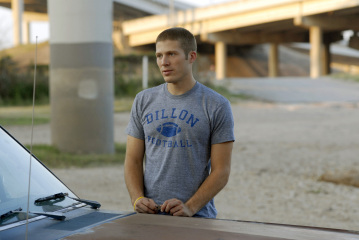 """FRIDAY NIGHT LIGHTS - Zach Gilford as Matt Saracen in """"Seeing Other People"""""""