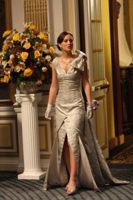 "GOSSIP GIRL - Leighton Meester as Blair in ""Hi, Society"""