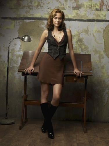 ONE TREE HILL - Hilarie Burton as Peyton Sawyer