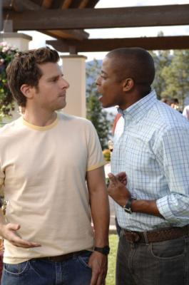 "PSYCH - James Roday as Shawn Spencer and Dule Hill as Burton ""Gus"" Guster in ""There's Something About Mira"""