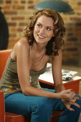 """ONE TREE HILL - Hilarie Burton as Peyton Sawyer in """"My Way Home Is Through You"""""""