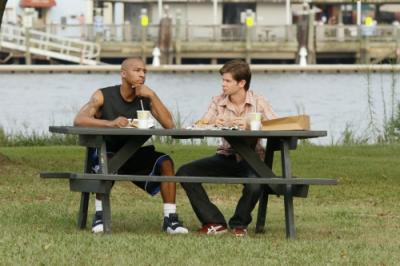"""ONE TREE HILL - Antwon Tanner as Skills and Lee Norris as Mouth in """"My Way Home Is Through You"""""""