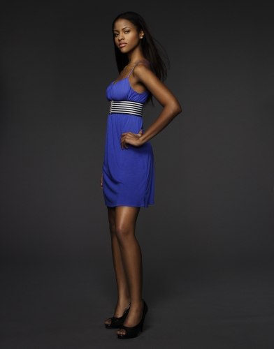 AMERICA'S NEXT TOP MODEL - Atalya from Cycle 10