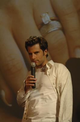 """PSYCH - James Roday as Shawn Spencer in """"Black & Tan - A Crime of Fashion"""""""