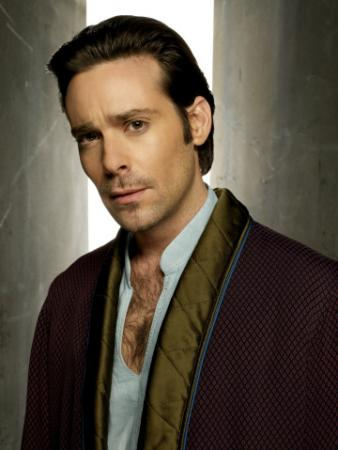 BATTLESTAR GALACTICA - James Callis as Dr. Gaius Baltar