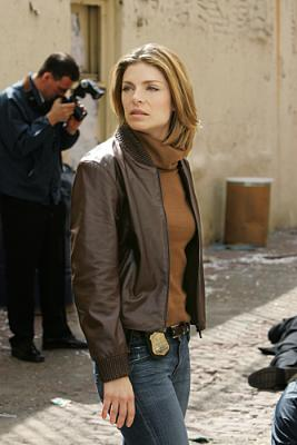"NCIS - Gretchen Egolf as Det. Andrea Sparr in ""Stakeout"""