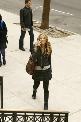 "GOSSIP GIRL - Blake Lively as Serena in ""The Blair Bitch Project"""