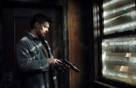 "SUPERNATURAL - Jensen Ackles as Dean in ""Ghostfacers"""