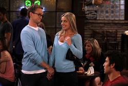 Barney (Neil Patrick Harris) and Abby (guest star Britney Spears)