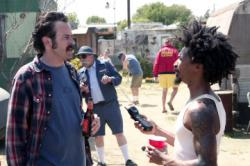 Jason Lee as Earl, Eddie Steeples as Darnell