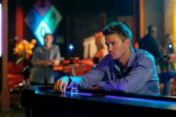 Chad Michael Murray as Lucas