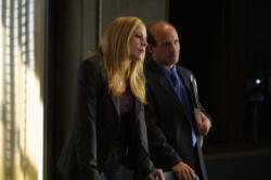 Mary McCormack as Mary Shannon, Paul Ben-Victor as Stan McQueen