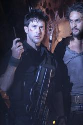 Joe Flanigan as LT. Col. John Sheppard