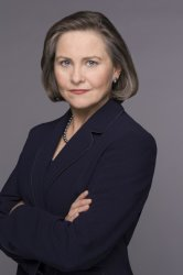 24 - Cherry Jones as President Allison Taylor