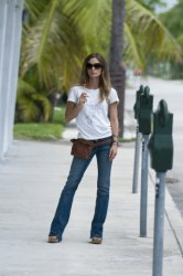 Burn Notice - Gabrielle Anwar as Fiona Glenanne