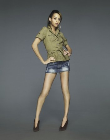 America's Next Top Model - Isis from Cycle 11