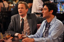 Josh Radnor and Neil Patrick Harris