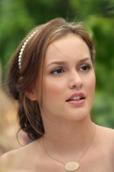 Gossip Girl - Leighton Meester as Blair
