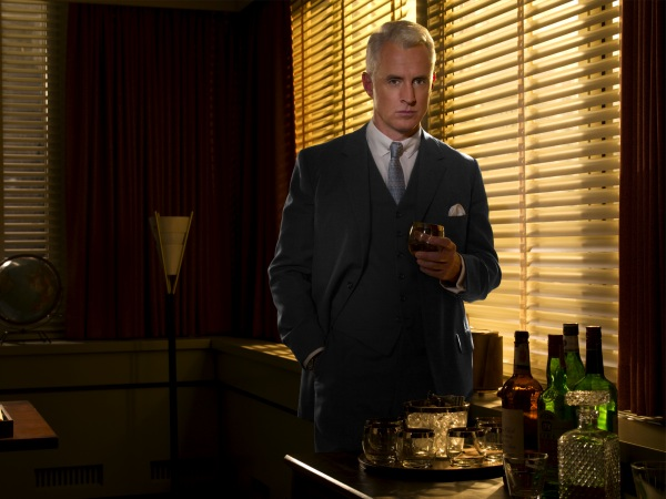 Mad Men - John Slattery as Roger Sterling