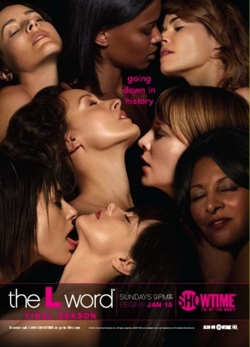 The L Word Season 6 Poster
