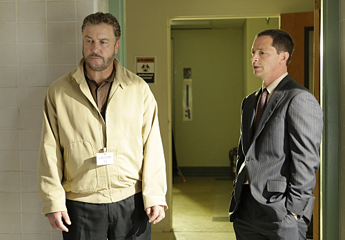 William Petersen, Joshua Malina - CSI