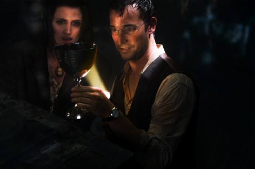 Stana Katic, Noah Wyle - The Librarian Curse of the Judas Chalice