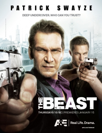 A&E The Beast Poster