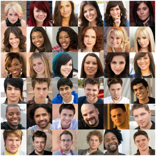 American Idol 8 Top 36 Contestants