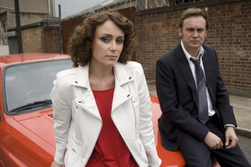 Keeley Hawes, Philip Glenister - Ashes to Ashes