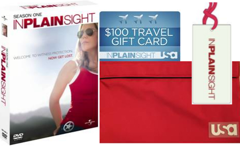 In Plain Sight Giveaway