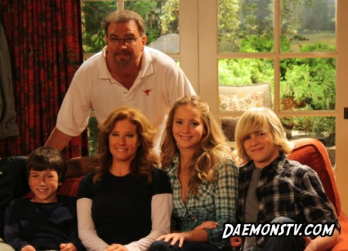 The Bill Engvall Show Cast