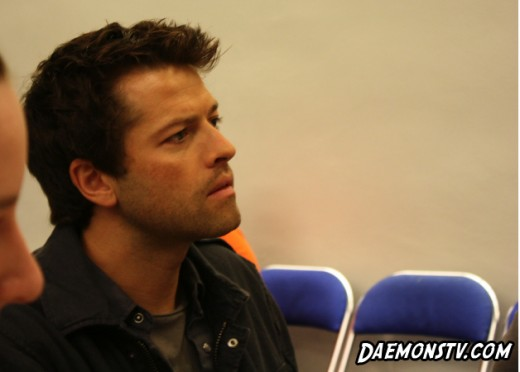 Misha Collins Comic Con 2009 Interview