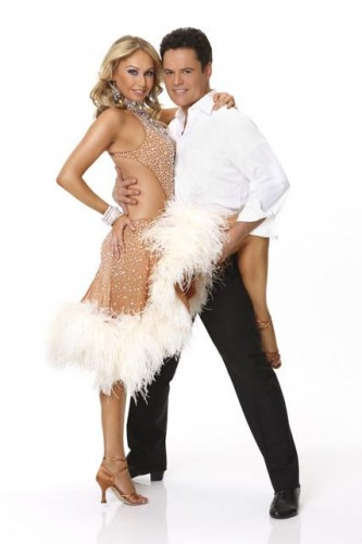 DONNY OSMOND & KYM JOHNSON