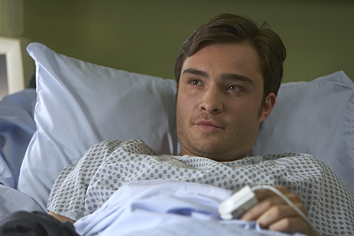 Ed Westwick as Balt in Californication