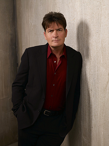 Charlie Sheen stars as Charlie Harper in TWO AND A HALF MEN