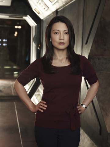 Ming-Na as Camile Wray