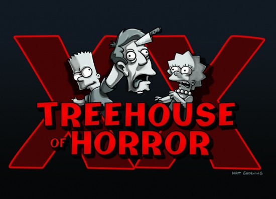 THE SIMPSONS Treehouse of Horror XX (2)