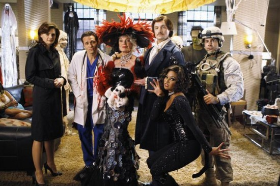 castle halloween episode