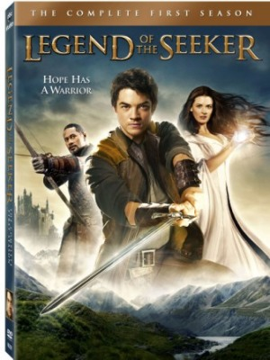 Legend of the Seeker The Complete First Season DVD