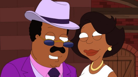 THE CLEVELAND SHOW Ladies Night (8)