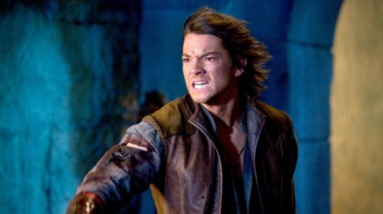 Craig Horner in Legend of the Seeker